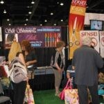 Silk ShimmerZ at IBS, Las Vegas