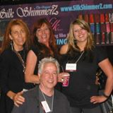 The ShimmerZ Crew at the Orland Convention Centers Premier hair and Beauty Show in Orlando